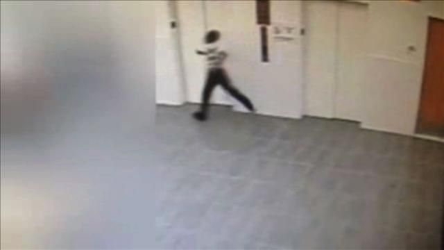 News video: NYPD Video: Missing Teen Runs From School
